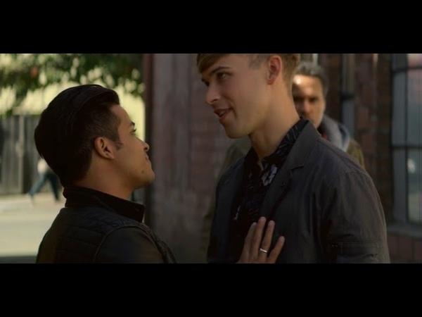 13 Reasons Why - Season 2: Tony beats up a guy in an alley