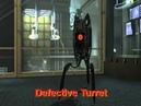 Portal 2 - 'Defective' Turret