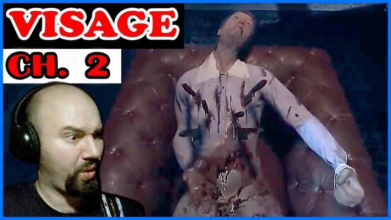 Visage: Chapter 2 Прохождение 4 Финал | Долорес. Сон разума. | Страшная игра - Хоррор!