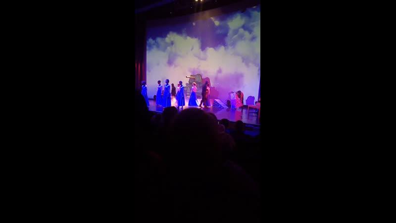 Даурия концерт