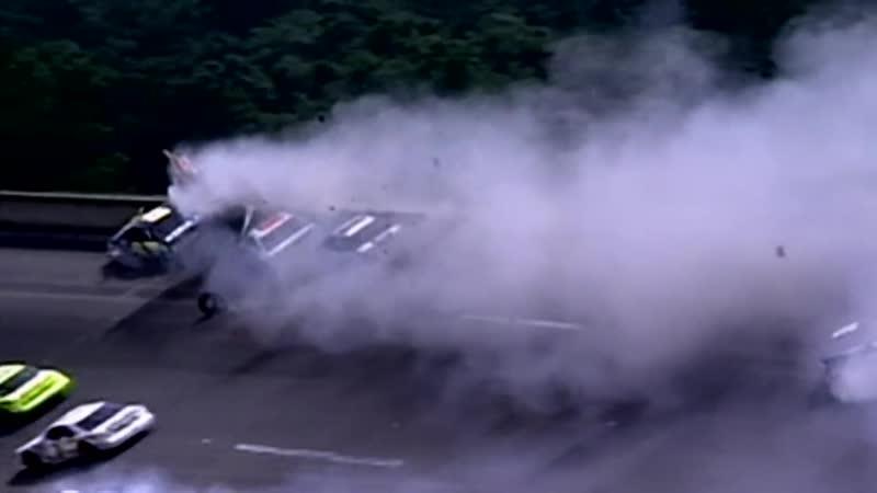 NASCAR Flips Mad World