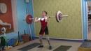 Маклаков Тимур 15 лет собст вкс 55 7 кг Толчок 90 кг