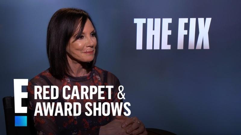 Marcia Clark Explains How Idea For The Fix Started | E! Red Carpet Award Shows