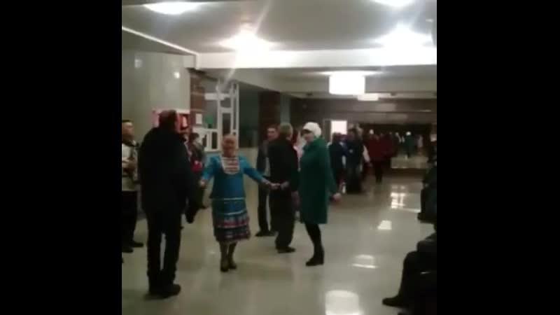 Балтачта Канде кава эстрада-фольклор төркеме концерты Аркан ишү биюе белән тәмамланды