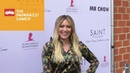Hilary Duff attends the launch of The Saint For St Jude Charity Event at Mr Chow in Beverly Hills