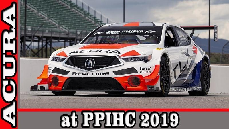 Acura at PPIHC 2019 | Акура на Pikes Peak International Hill Climb 2019