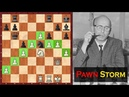 This Is David Bronstein's Most Perfect Pawn Storm