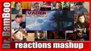 VADER EPISODE 1: SHARDS OF THE PAST - A STAR WARS THEORY FAN-FILM REACTIONS MASHUP (FIXED)