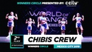 Chibis Crew   2nd Place Jr Team   Winners Circle   World of Dance Mexico City 2019   WODMX19   Danceprojectfo