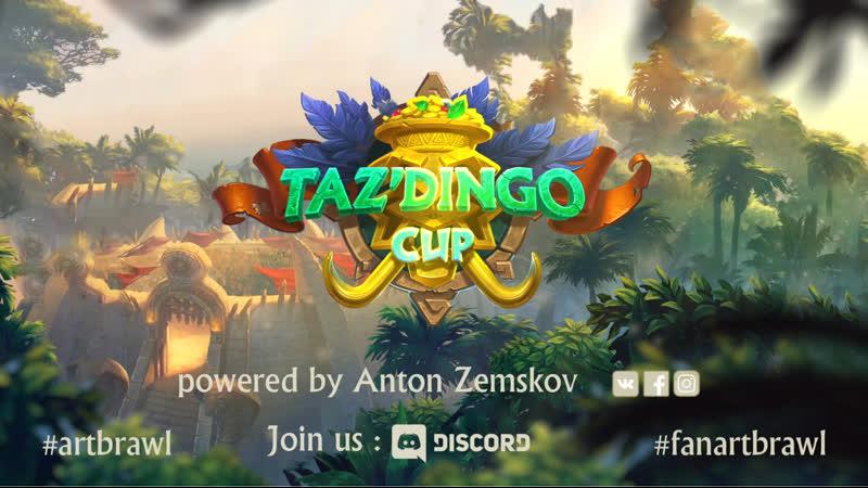 Taz'dingo final artworks