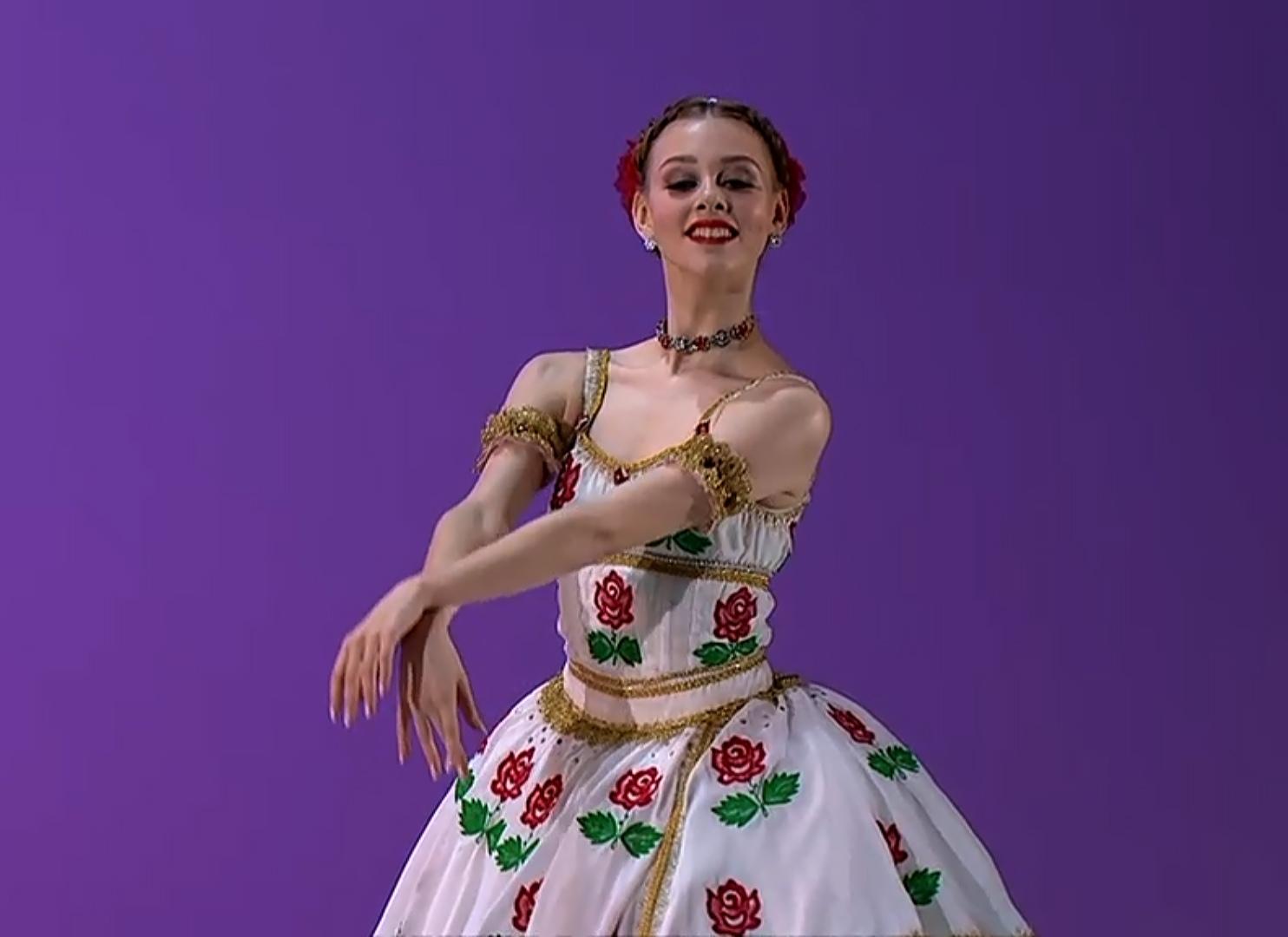 Александра Хитеева, II премия