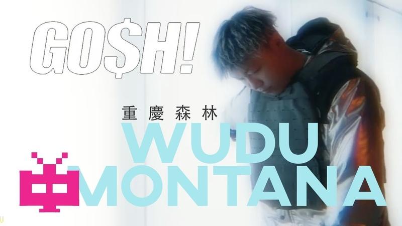 🚨重慶森林 🚨WUDU MONTANA : GO$H MUSIC【 Official MV 】