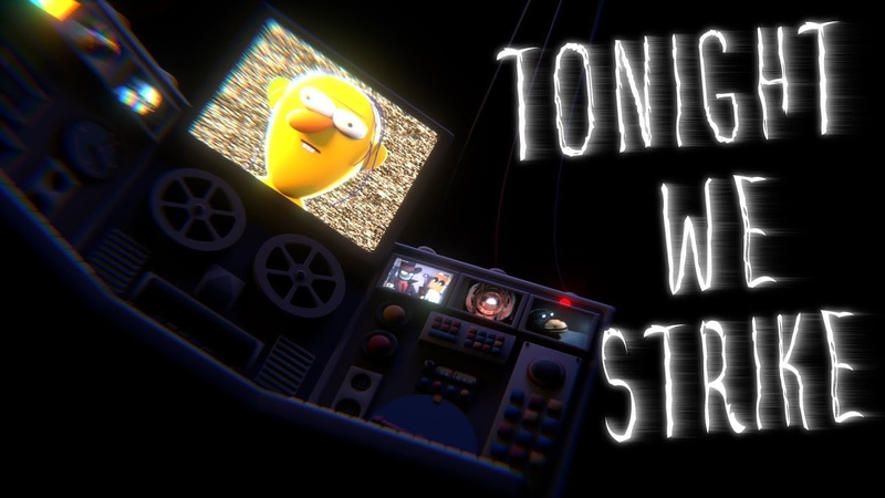 [SFM MULTIVERSE] Tonight We Strike - Remix by Sayonara Maxwell [SEIZURE WARNING]