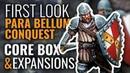 Первый взгляд: Conquest Core Box Expansions from Para Bellum