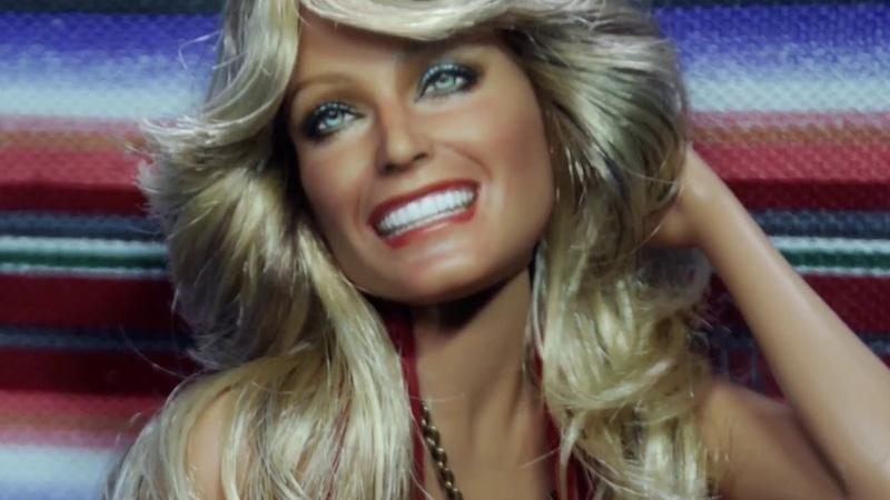 Spotlight On Doll Artist Noel Cruz Who Creates Lifelike Celebrity Repainted Dolls