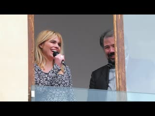 Doctor who_ billie piper qa panel @ firenze fantasy 2019 (festa dellunicorno 2019, florence)