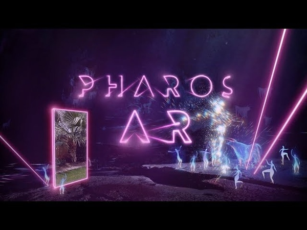 Made with Unity PHAROS AR - Behind the Scenes