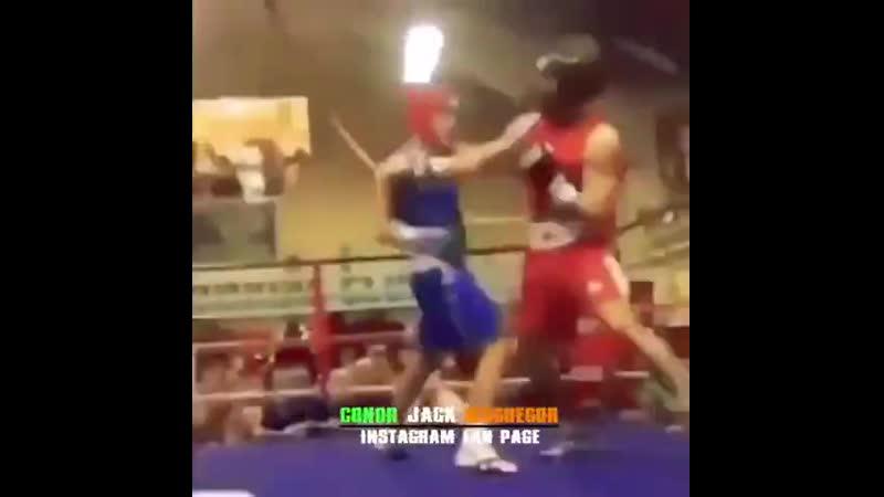 Конор Макгрегор провёл бой по правилам любительского бокса rjyjh vfruhtujh ghjd`k ,jq gj ghfdbkfv k.,bntkmcrjuj ,jrcf