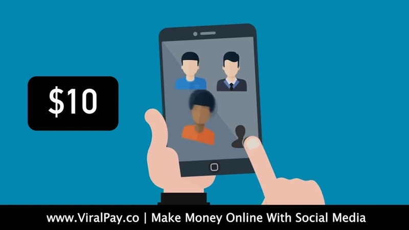 Welcome To Viral Pay. Make Money Online With Social Media