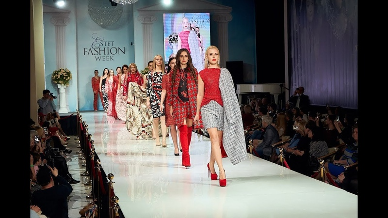 Модый показ NK Fashion на неделе моды Estet Fashion Week 2019