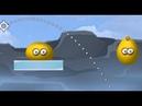 Мультик Игра ШАРИКИ ПУЗЫРИКИ 7 Juegos Para Niños Pequeños Blob Thrower Videos Para Niños