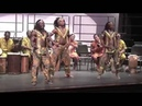 Traditional African Drum Dance