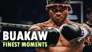 Buakaw's Finest Moments (Knockouts Highlights) | Muaythai/Kickboxing