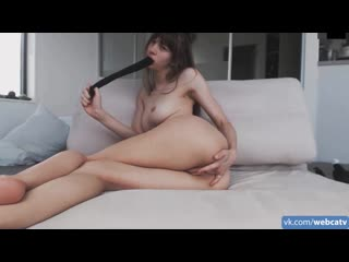 [manyvids.com] missalice_94 - panties in my mouth cum!  [solo, masturbation, toys, girl, tits, ass, fingering]