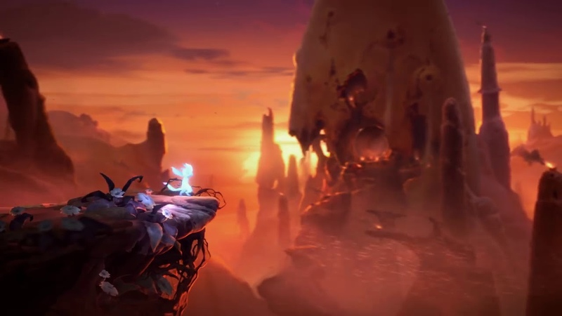 Ori and the Will of the Wisps: About this game, Gameplay Trailer