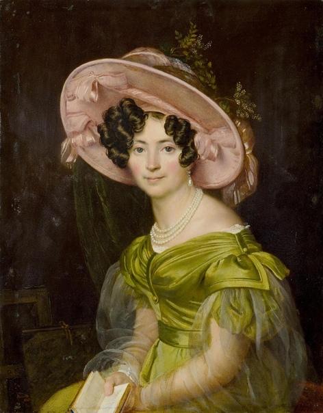 ЗИНАИДА ВОЛКОНСКАЯ (17891862)