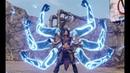 Borderlands 3 Amara gameplay: skill trees, vehicle combat, and so many guns