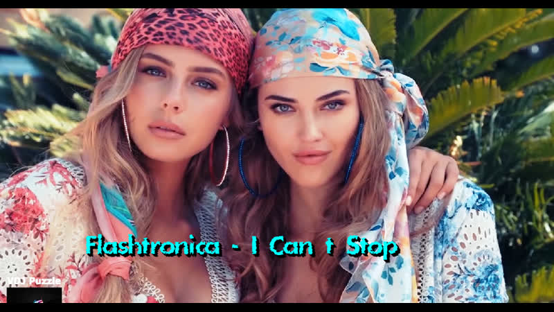 Flashtronica - I Can`t Stop (Deep House Remix 2K19) ★VDJ Puzzle★