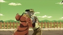 JoJo's Homoerotic Adventure Joseph and Abdul getting it on in the streets of Egypt
