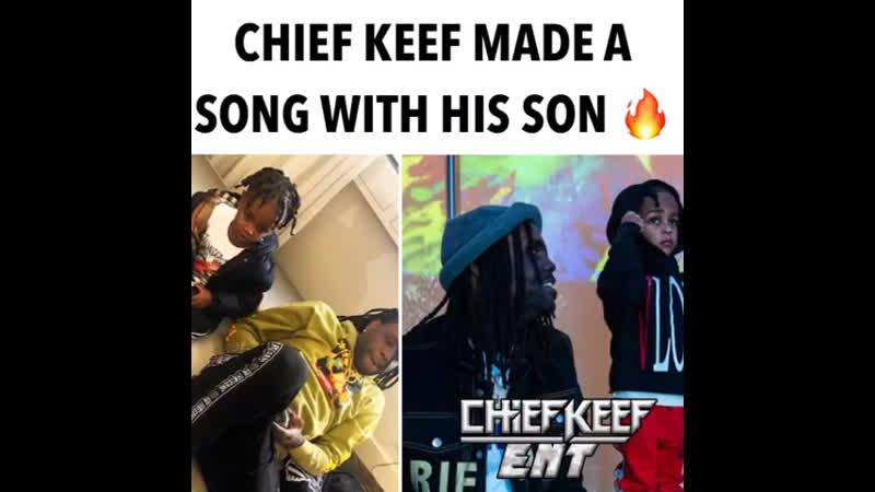 Chief Keef и Krue👼🏼🌎⭐️🌪⭐️🌪