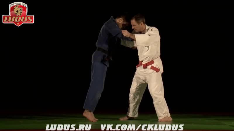 Выведения из равновесия (Kuzushi) с чемпионом мира по дзюдо Нейлом Адамсом