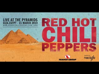 Red Hot Chili Peppers – Live At The Pyramids | Giza | Egypt (2019)