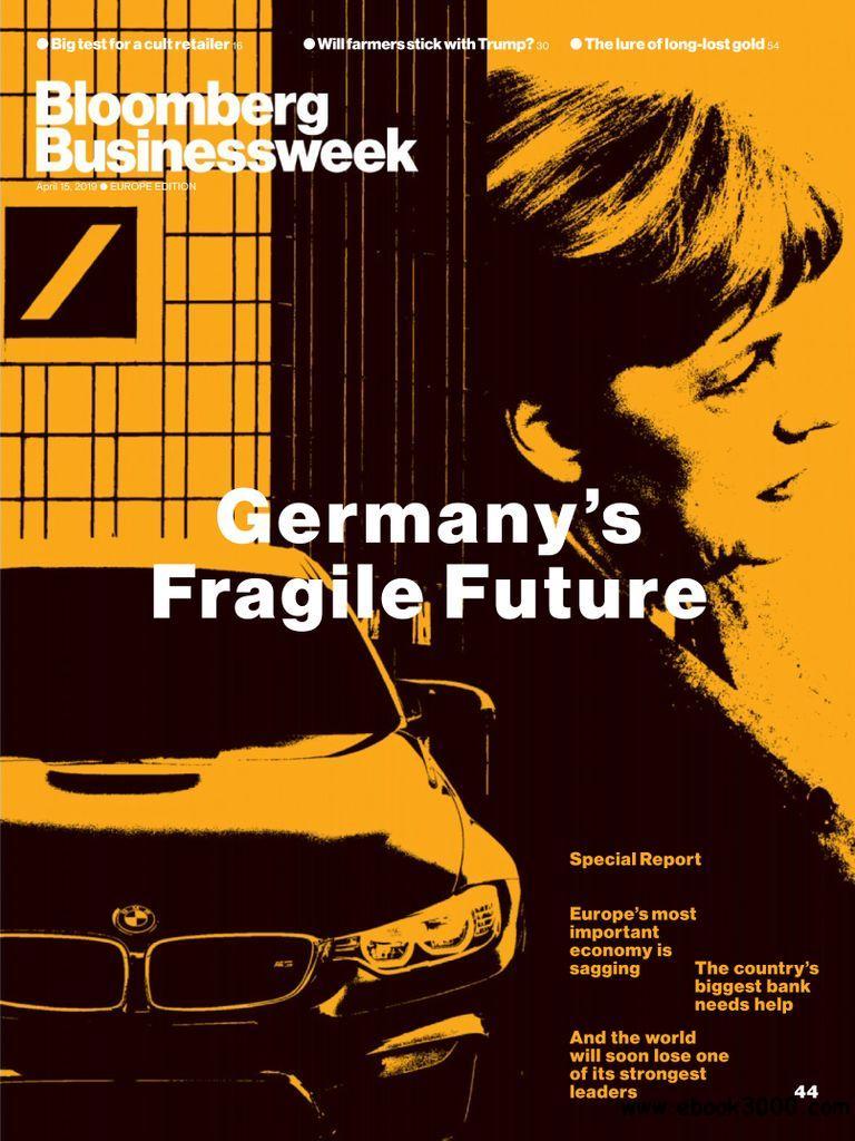 Bloomberg Businessweek Europe - April 15, 2019