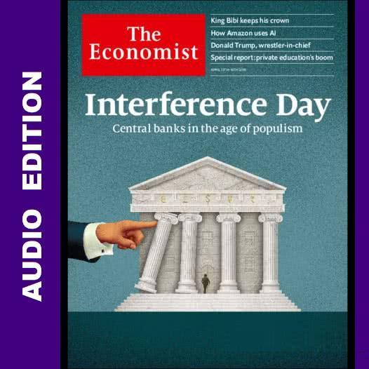 The Economist Audio Edition 13 April 2019