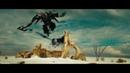 Автоботы ведут бой в пустыне Трансформеры 2