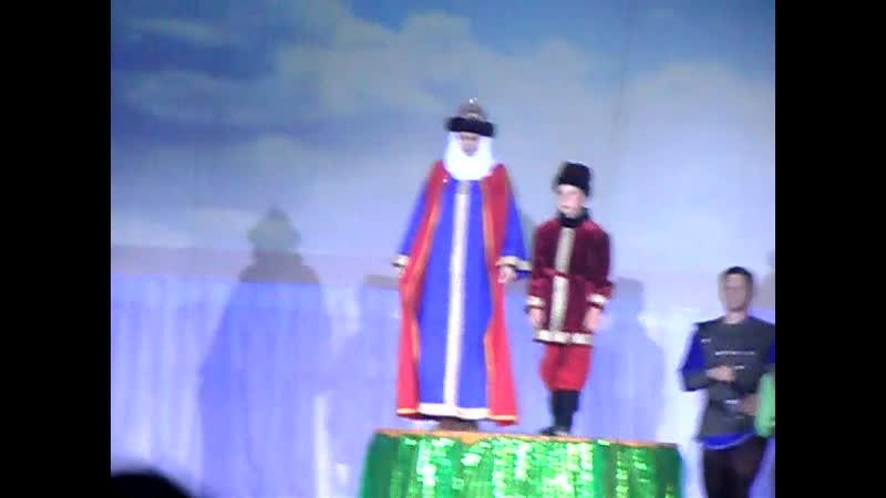 Спектакль об истории Древнего Пскова воплощен Псковским цирком