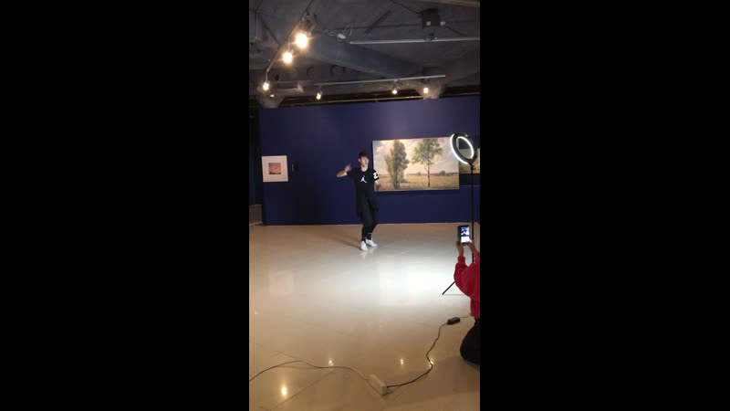 Блок танец
