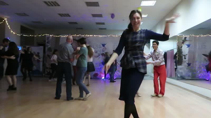 Вечеринка в Salsa Viva. Татьяна 2019 год.