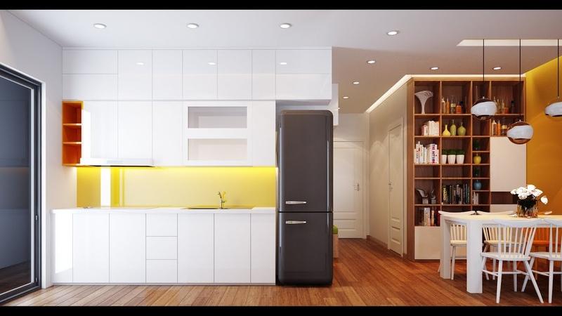 Những ý tưởng thiết kế phòng bếp đẹp cho ngôi nhà của bạn