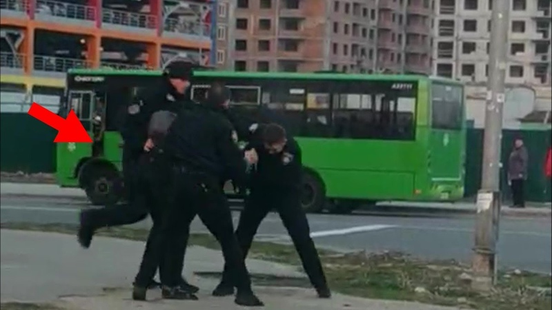 Полицейская программа защиты свидетелей. ЖК Патриотика.