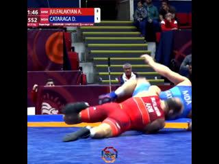 Armenian wrestlers