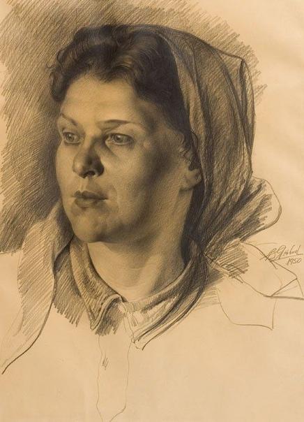 Василий Николаевич Яковлев (1893-1953), русский художник, мастер живописи и реставрации.