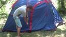 Как поставить палатку ANCHOR 3