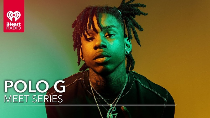 Polo G Inspired By Lil Wayne, Getting His Start In Music More | Meet Series