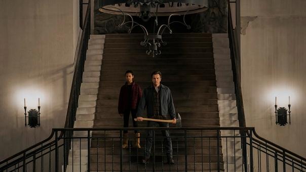 Новый кадр хоррора «Доктор Сон» с Юэном МакГрегором в главной роли