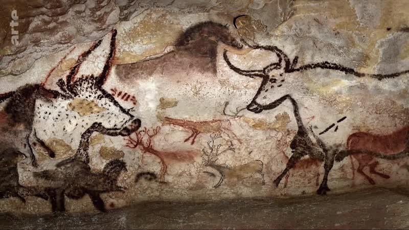 36 000 ans dart moderne de Chauvet à Picasso